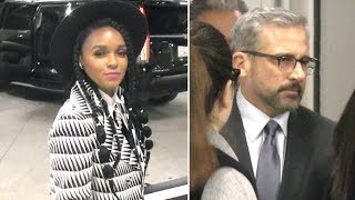 Janelle Monae Is A Fan Favorite At The Welcome To Marwen Premiere