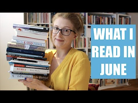 June Wrap Up | 2018