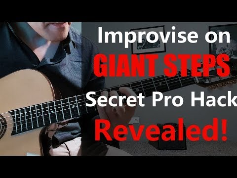 """""""Giant Steps"""" Difficult? Try This Hack And Kill It At The Next Jam!"""