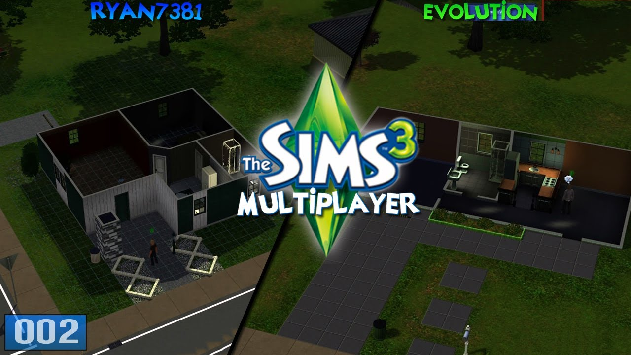 can u play multiplayer on sims 4