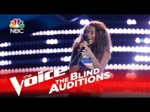 Shalyah Fearing - What Is Love (The Voice Blind Audition 2016)