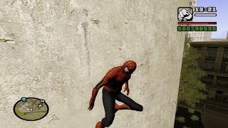 HOW TO DOWNLOAD INSTALL GTA SAN ANDREAS SPIDERMAN MOD