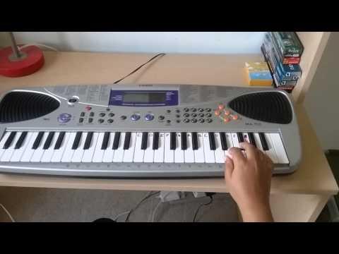 Bahubali - siva sivaya on piano