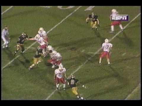 THE FLEA KICKER - Nebraska vs. Missouri 1997