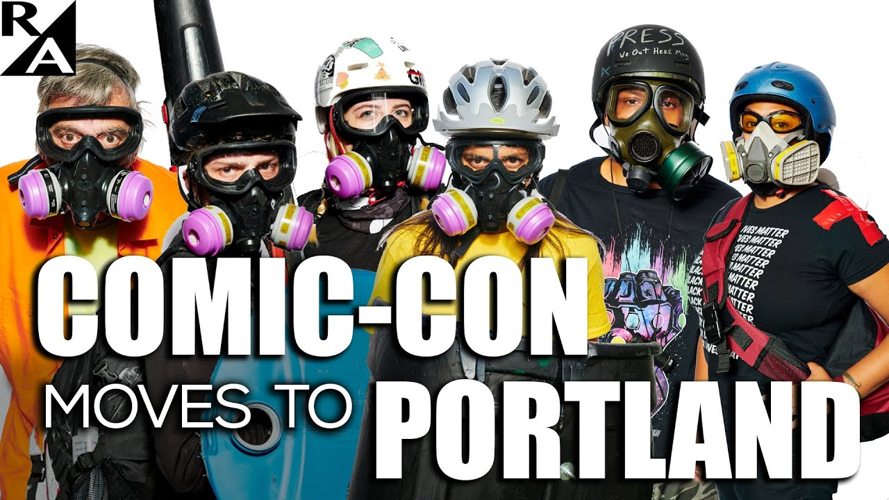 Radical Chic Spread: See the Hot Street Styles on Portland's Cosplay Justice Warriors