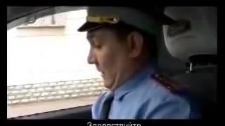 Вот как надо сдавать вождение!  Прикольное видео, смех и  ржач