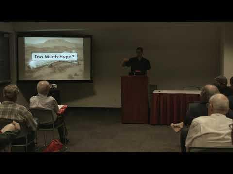 Dr. Doug Plata - Reality Check on BFR - 21st Annual International Mars Society Convention