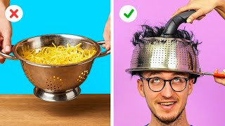 32 GENIUS LIFE HACKS WITH USUAL STUFF FOR EVERY LIFE SITUATION