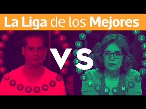 Pasapalabra - La Liga De Los Mejores | Daniel Araya Vs Sofía Salinas