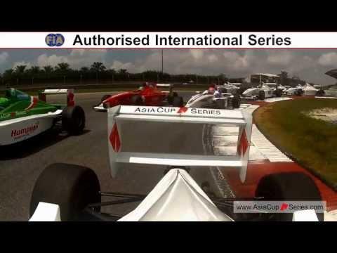 Matthew Swanepoel AsiaCup Series Driver Testimony