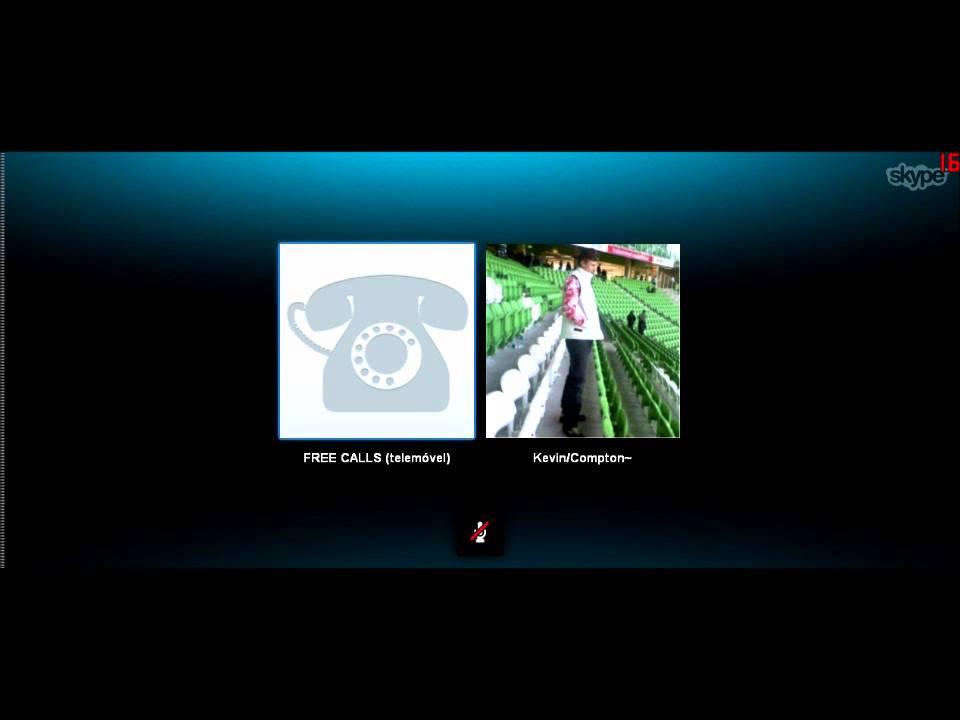 skype telemovel