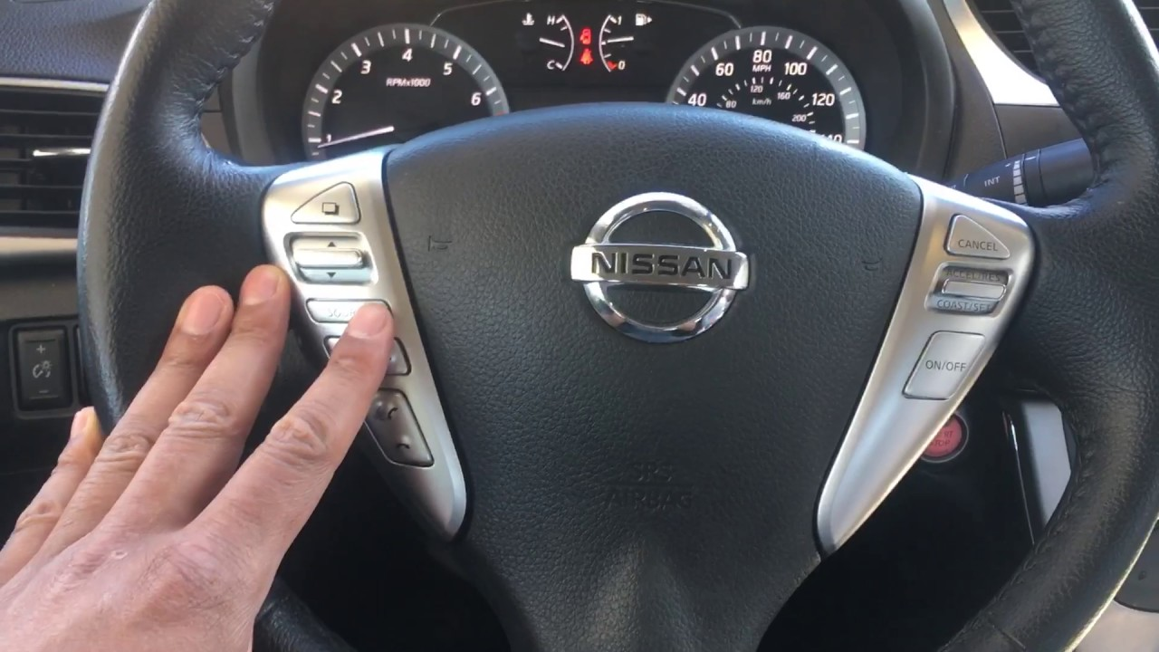 Nissan Sentra How To Open The Gas Cap Youtube