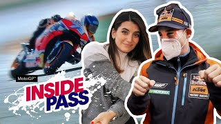 MotoGP 2020 Aragon: Pol Espargaro Invents a New TikTok Dance | Inside Pass #11