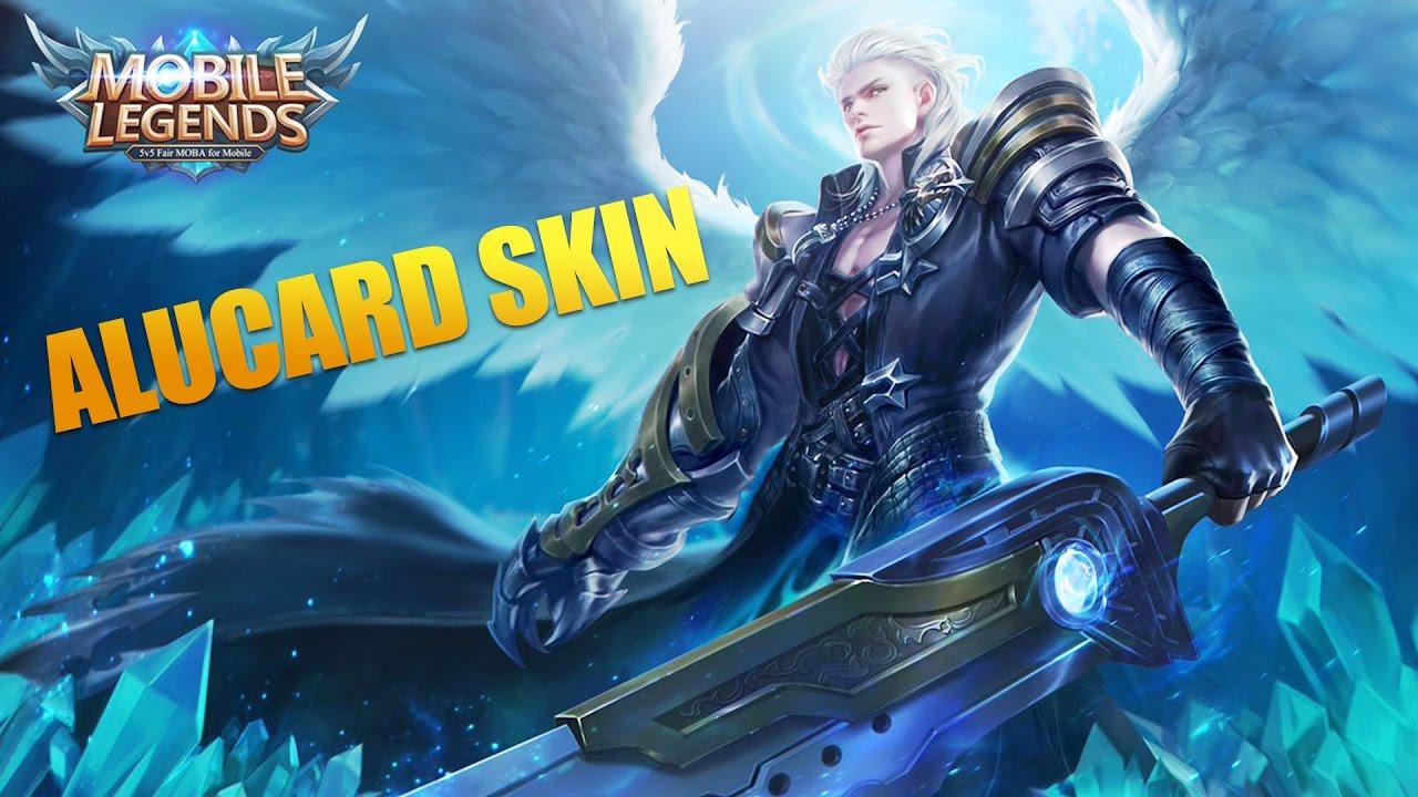 NEW HERO SKIN: ALUCARD - CHILD OF THE FALL (Mobile Legends) - YouTube