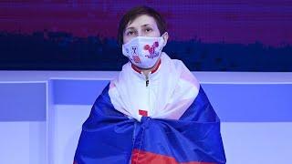 Соболь затруднилась оценить шансы выступить на Олимпийских играх