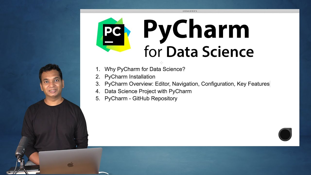 Why PyCharm for Data Science - DataMites Training Institute
