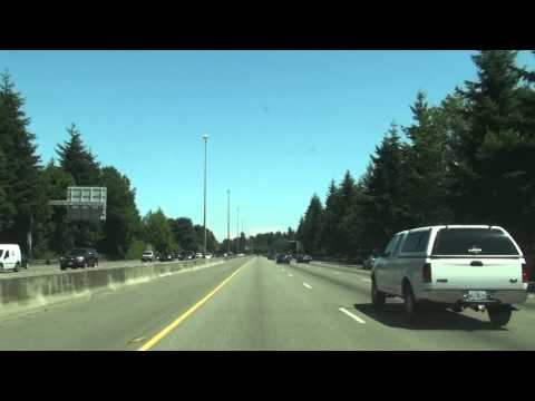 Interstate 5 In Washington,Exit104 To Exit 109,Olympia, WA 98501
