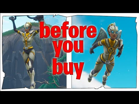 VENTURA SKIN! - BEFORE YOU BUY - Best Purple Skin? - Fortnite Battle Royale