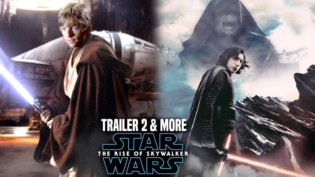 Star Wars 8 Trailer 2