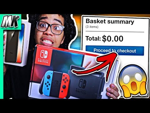 GET STUFF ON EBAY AND AMAZON COMPLETELY FREE!!! 😱  (NOT CLICKBAIT)