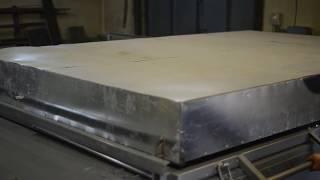 Изготовление деталей для авто из ABS пластика с двусторонним нагревом(Изготовление деталей для автомобильной промышленности из ABS пластика на ТВФМ-3 с двусторонним нагревом..., 2015-11-21T11:27:11.000Z)