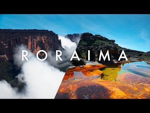 The Most Beautiful Place I've Been - Roraima, Venezuela - Morten's South America Vlog Ep. 7