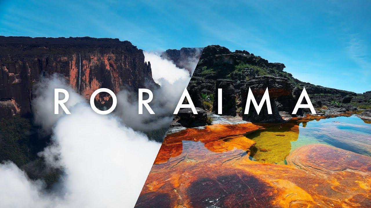 The Most Beautiful Place I've Been - Mt. Roraima ...