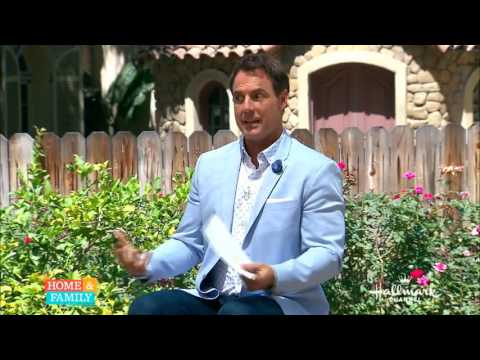 HOME & FAMILY INTERVIEW ON THE HALLMARK NETWORK