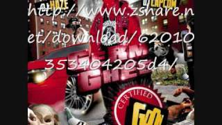 Germ Ghee - Certified Goon Hosted By DJ Haze Mixtape Download Link + Freestyle