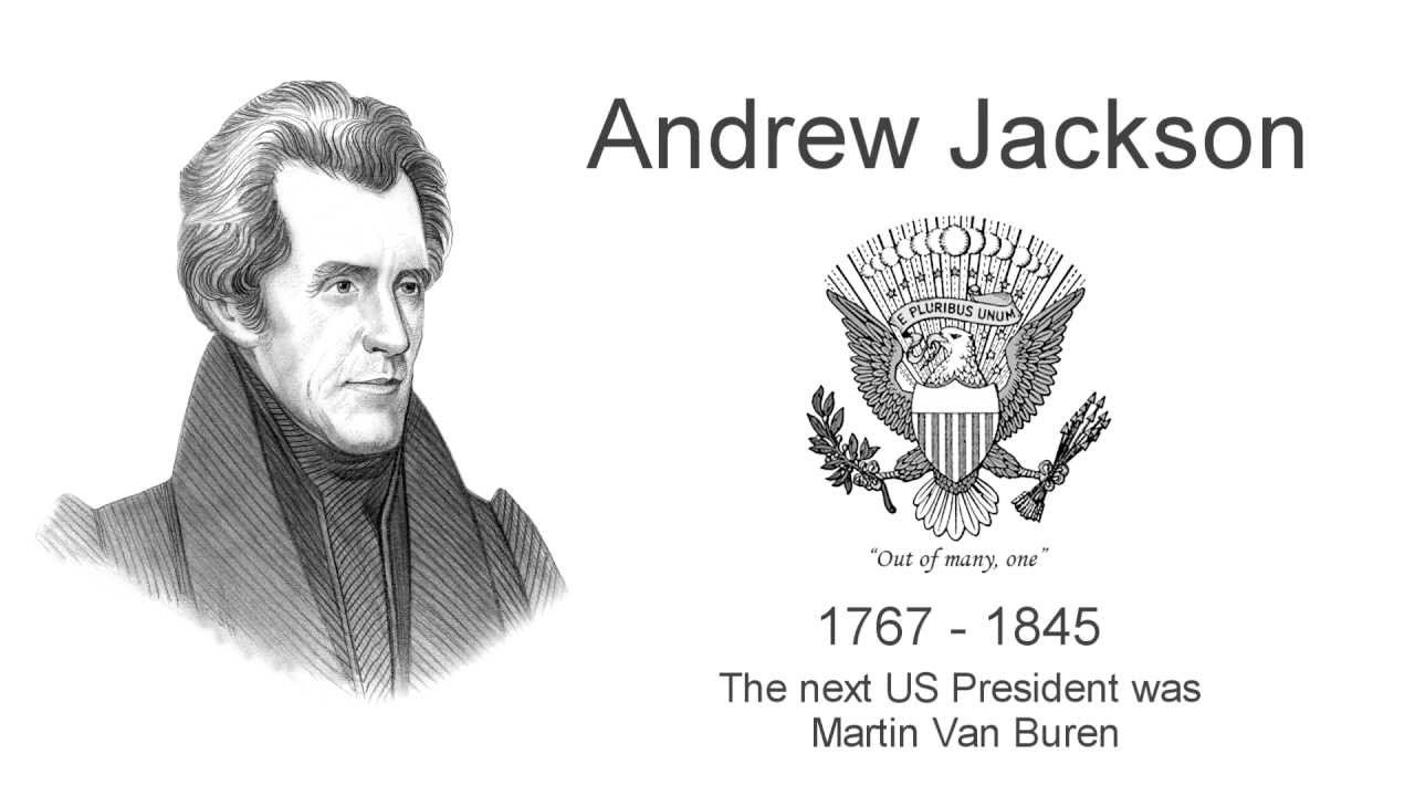 Kitchen Cabinet Andrew Jackson Andrew Jackson Facts