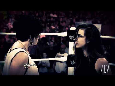 AJ Lee - 'this a wasteland'