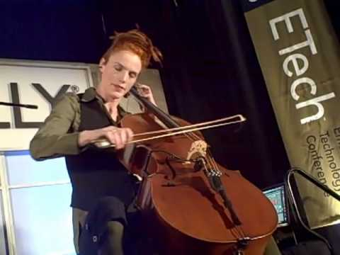 Zoe Keating Performs at ETech 2009