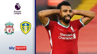 3x Salah! Reds starten spektakulär | FC Liverpool - Leeds United 4:3 | Highlights - Premier League