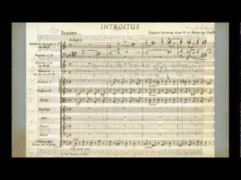 Mozart: Requiem KV 626 (01/14) - Introitus: Requiem aeternam