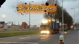 Scania R730 V8 - Michel Kramer ***Stena Stål***