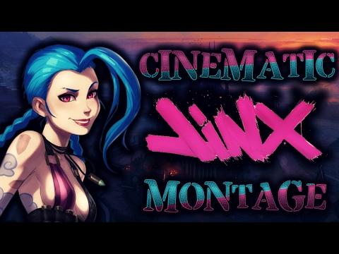 "Jinx ""Cinematic"" Montage | Life is GG"