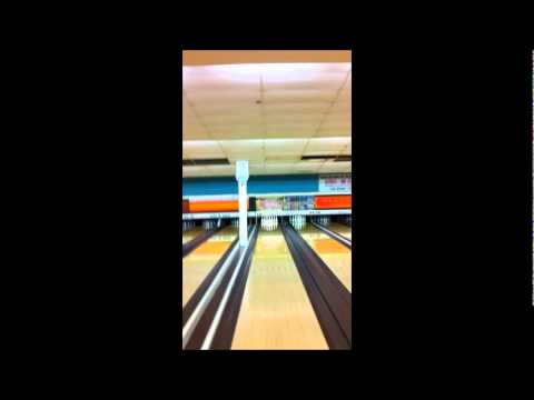 Unique bowling in Montreal