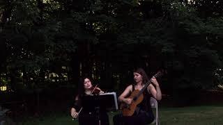 La Vie En Rose - Ariana Strings Violin & Guitar Duet