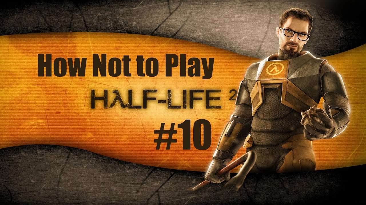 how to play half life 2 split screen