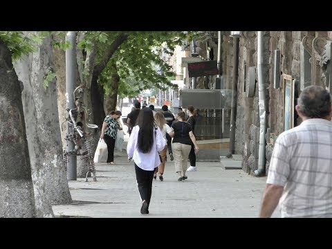 Yerevan, 28.05.20, Th, Zeytunic Mashtots Poghota, Or 71, Video-1.