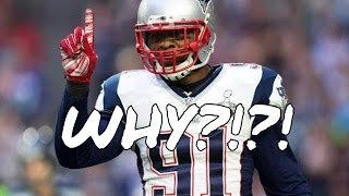 New England Patriots trade Jamie Collins to the Cleveland Browns! What are the Patriots thinking?!?!