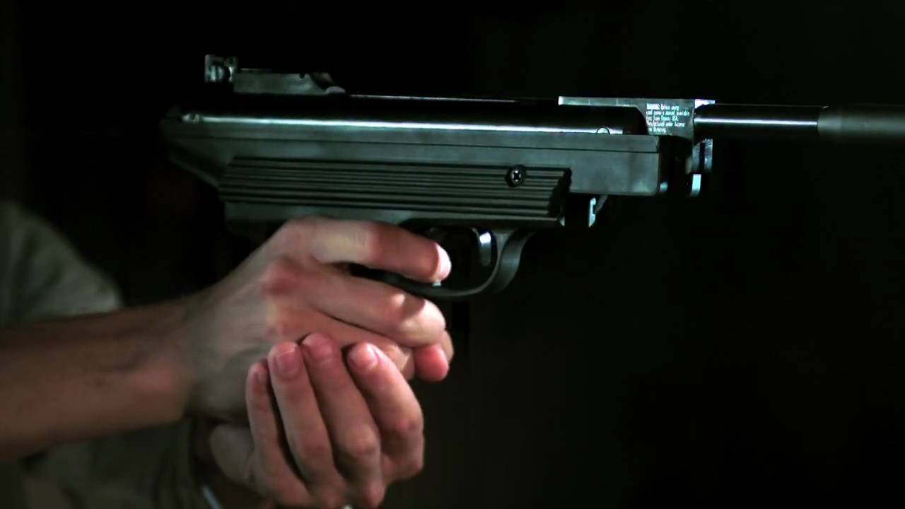 Magnum video spank