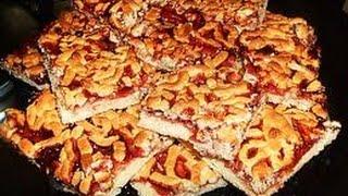 Яблочный пирог песочный рецепт