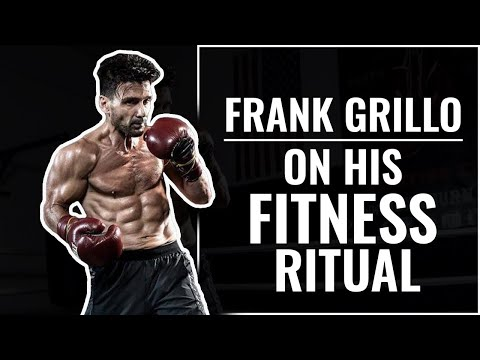 Frank Grillo  His Fitness Ritual On Staying In Shape  Box 'n Life Podcast  39