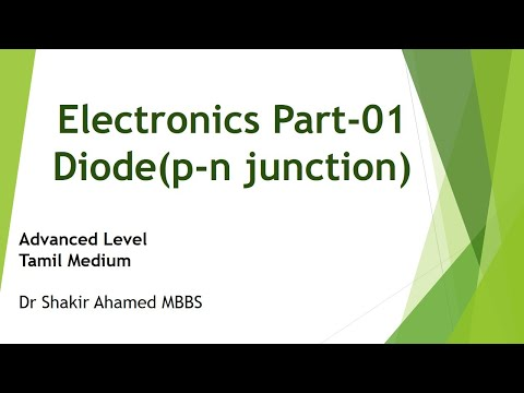 Electronics Part 01 Diode