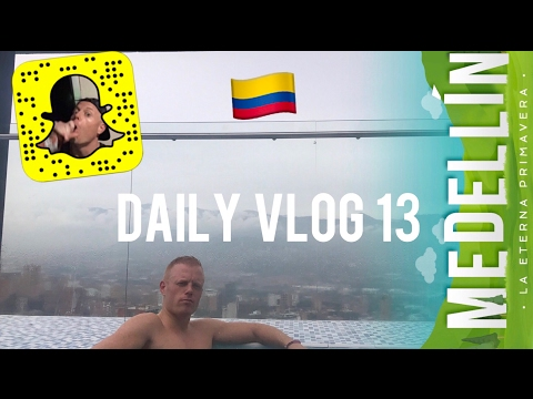 FIRST DAY IN MEDELLIN!🇨🇴😝[VLOG DAY 13] Food & Cafes in El Poblado ft. Sushi Burrito & Alambique