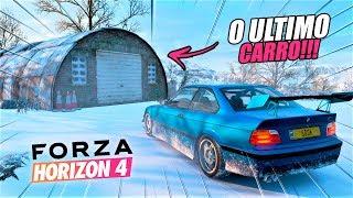 O ULTIMO CARRO ABANDONADO!!?? - FORZA HORIZON 4