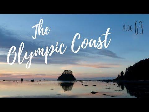 The Olympic Coastline