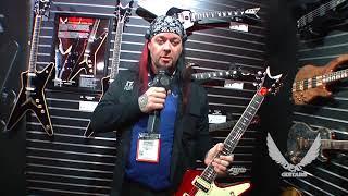 NAMM 2018 Dean Guitars- USA ML Standard