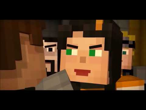 Jesse X Aiden Take A Hint Minecraft Story Mode Youtube